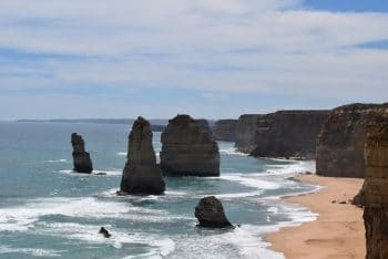 Things to see along the Great Ocean Road - the Twelve Apostles