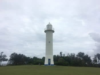 Yamba Lighthouse - Yamba village East Coast