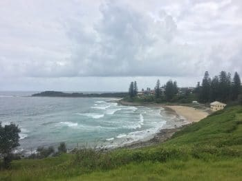 Yamba Main beach - things to do in Yamba