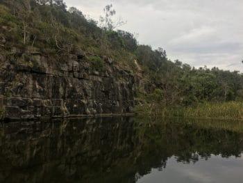 Yamba highlights - Blue and Green Lagoon Angouri