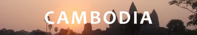 Travel Cambodia - Phenomenal Globe Travel Blog