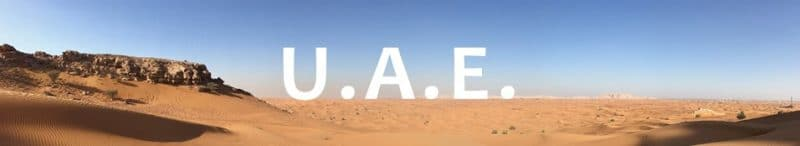Travel the UAE - Phenomenal Globe Travel Blog