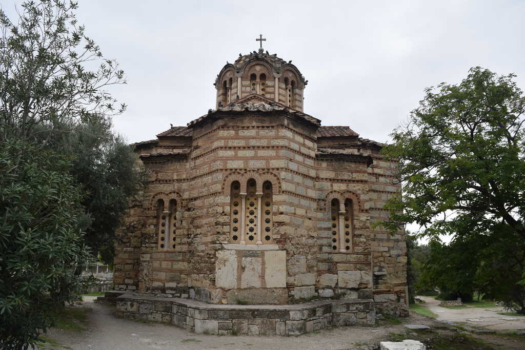 The Church of the Holy Apostles in the Greek Agora