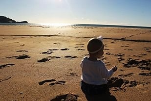 Manly beach is a wonderful place to spend an afternoon with your kids during your Sydney (weekend) trip