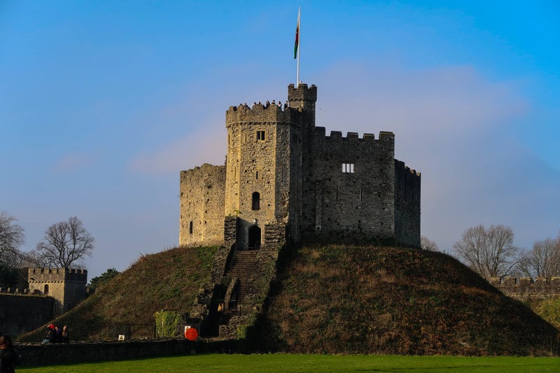 Cardiff Castle - visit Cardiff with kids