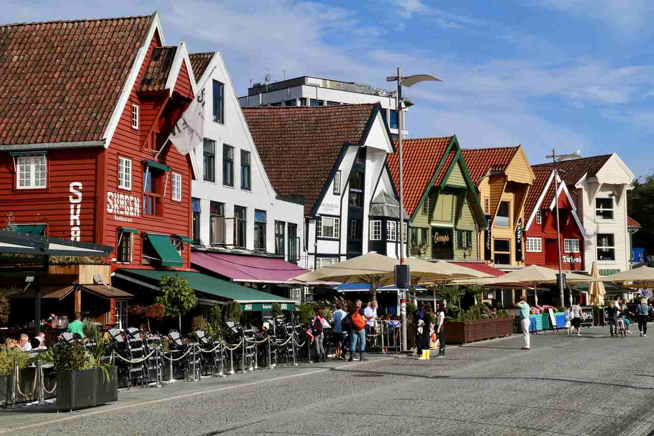 Stavanger with kids