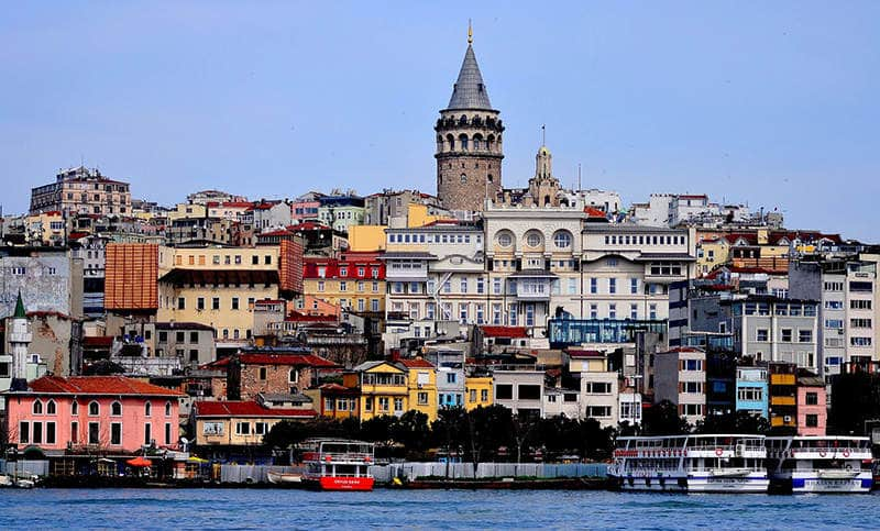 Istanbul with kids - photo by Lindsay Nieminen