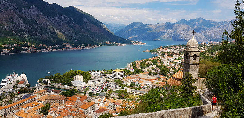 Kotor with kids