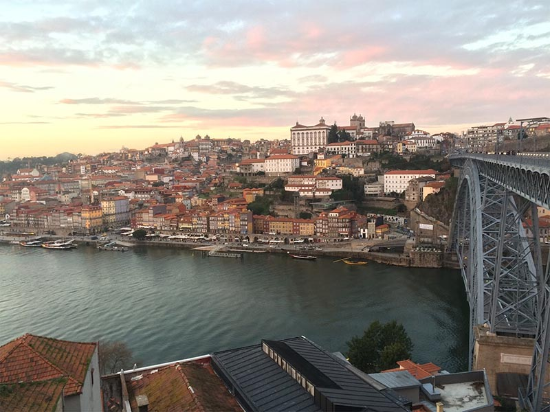 Porto Sunset - Porto with kids