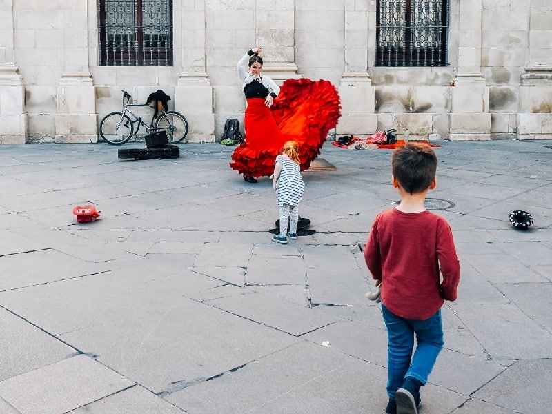 Seville with kids - photo by Untold Morsels