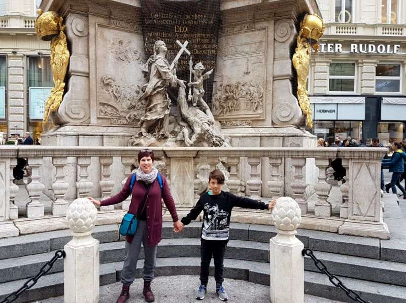 Vienna with kids