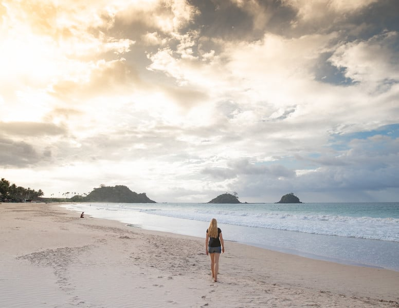 Best beaches around El Nido