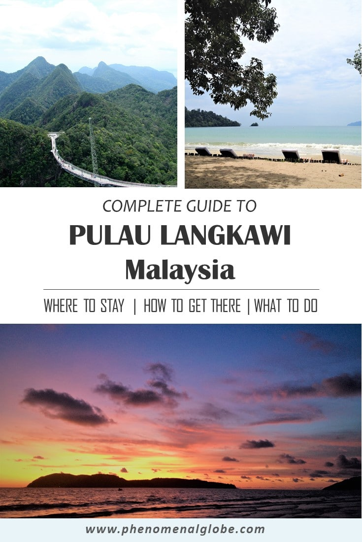 The ultimate travel guide to Langkawi, a beautiful island just off the Northwest Coast of Peninsular Malaysia. Check out detailed information about how to get there, what to do and where to stay on Langkawi. #Langkawi #Malaysia #Travel