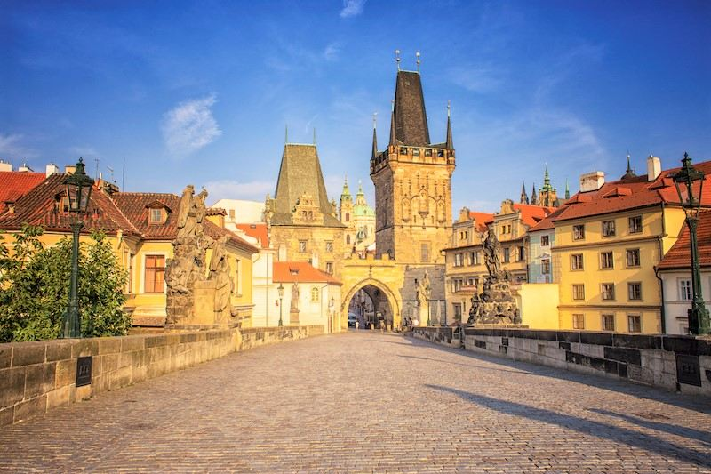 Prague with children - what to see and do