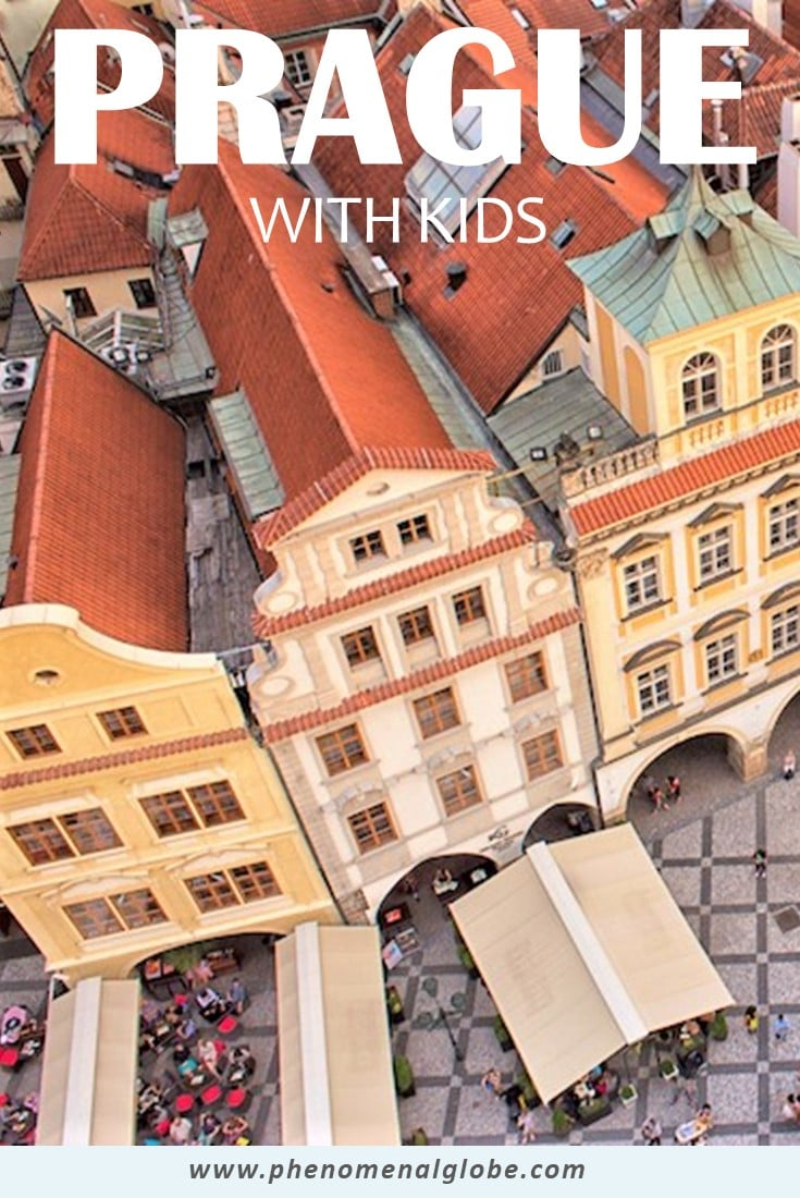 Are you planning to visit Prague with your kids? Check out this great guide written by a former Prague resident & read about the best things to do with your family! #Prague #FamilyTravel #CityTrip