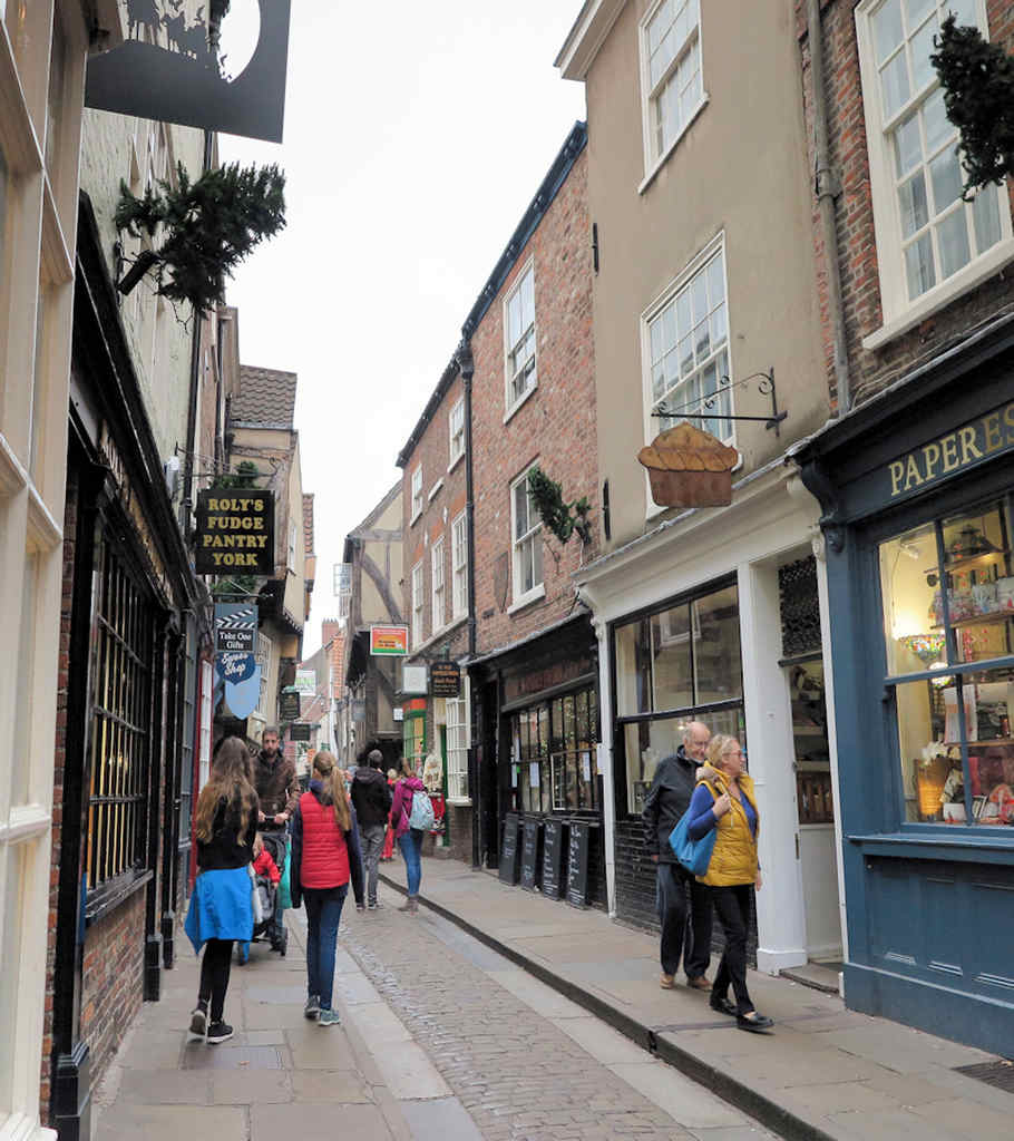 The Shambles - things to do in York with kids