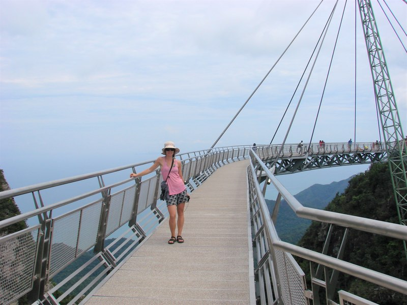 Things to do on Langkawi - Langkawi Sky Bridge