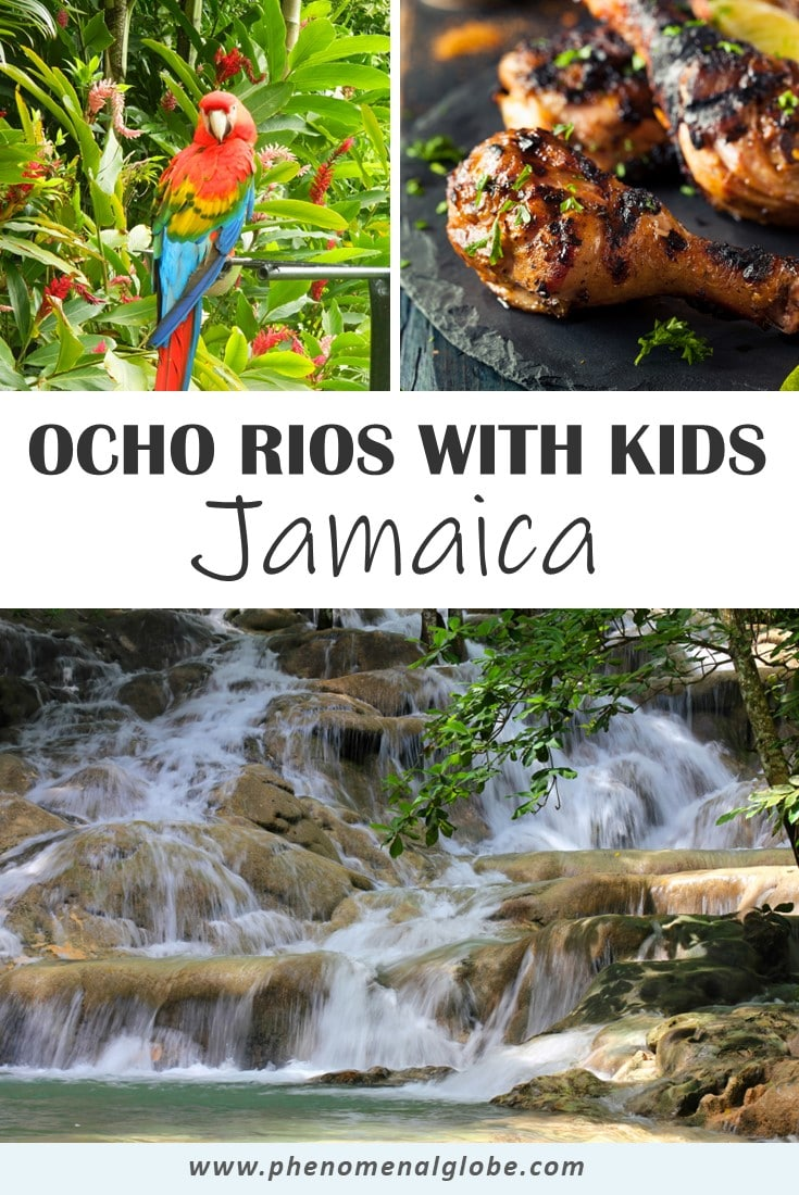 Are you planning to visit Ocho Rios in Jamaica with your kids? Check out this great guide written by a local & read about the best things to do with your family! #OchoRios #FamilyTravel #Jamaica