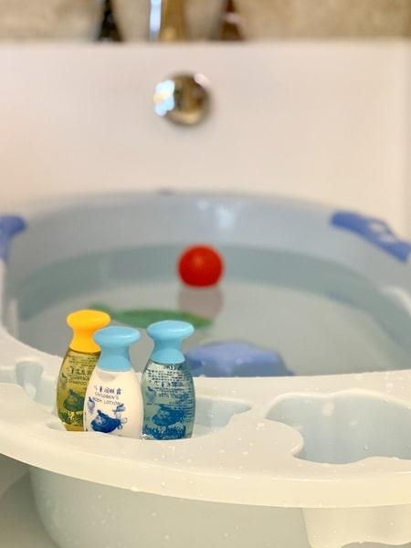 Baby bath Zhaolin Grand Hotel Beijing
