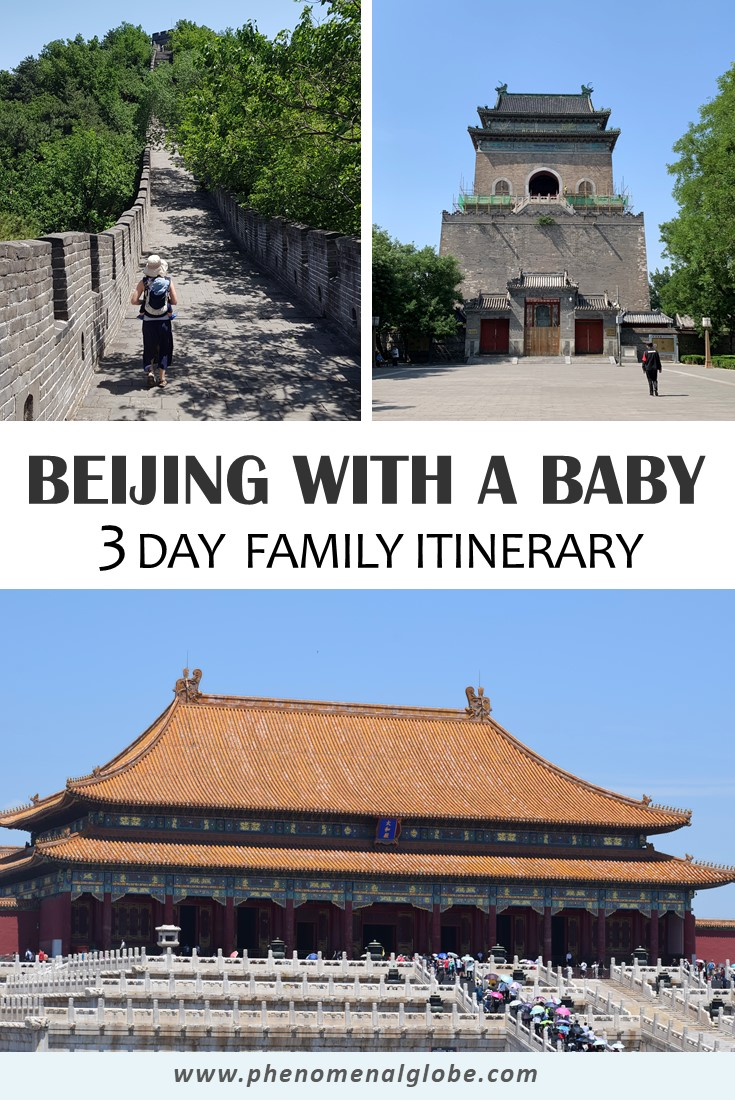 A 3-day family friendly itinerary for Beijing, China. Check out which places not to miss when in Beijing and all the other important stuff you need to know when visiting Beijing with kids. #Beijing #China #FamilyTravel