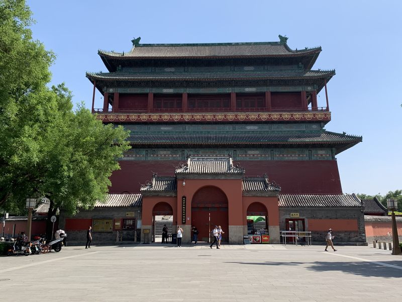 Drum Tower in Beijing