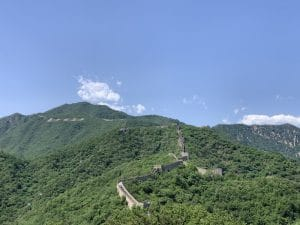 Great Wall at Mutianyu China