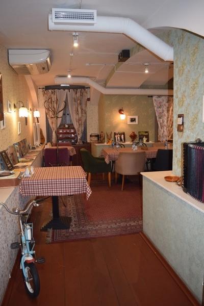 Kвартирка Soviet Cafe St. Petersburg