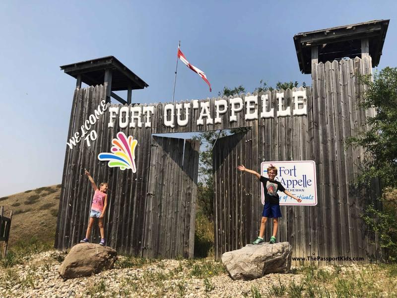 Fort Qu'Appelle Saskatchewan