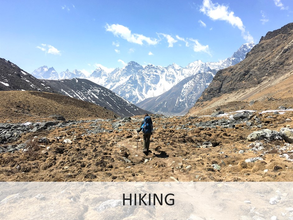 Hiking by Phenomenal Globe