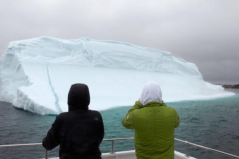 Iceberg Twillingate Newfoundland