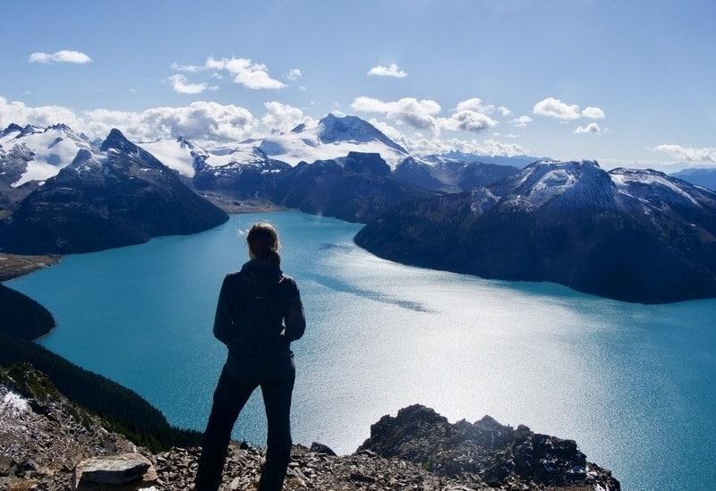 Panorama Ridge Garibaldi Lake Vancouver trip