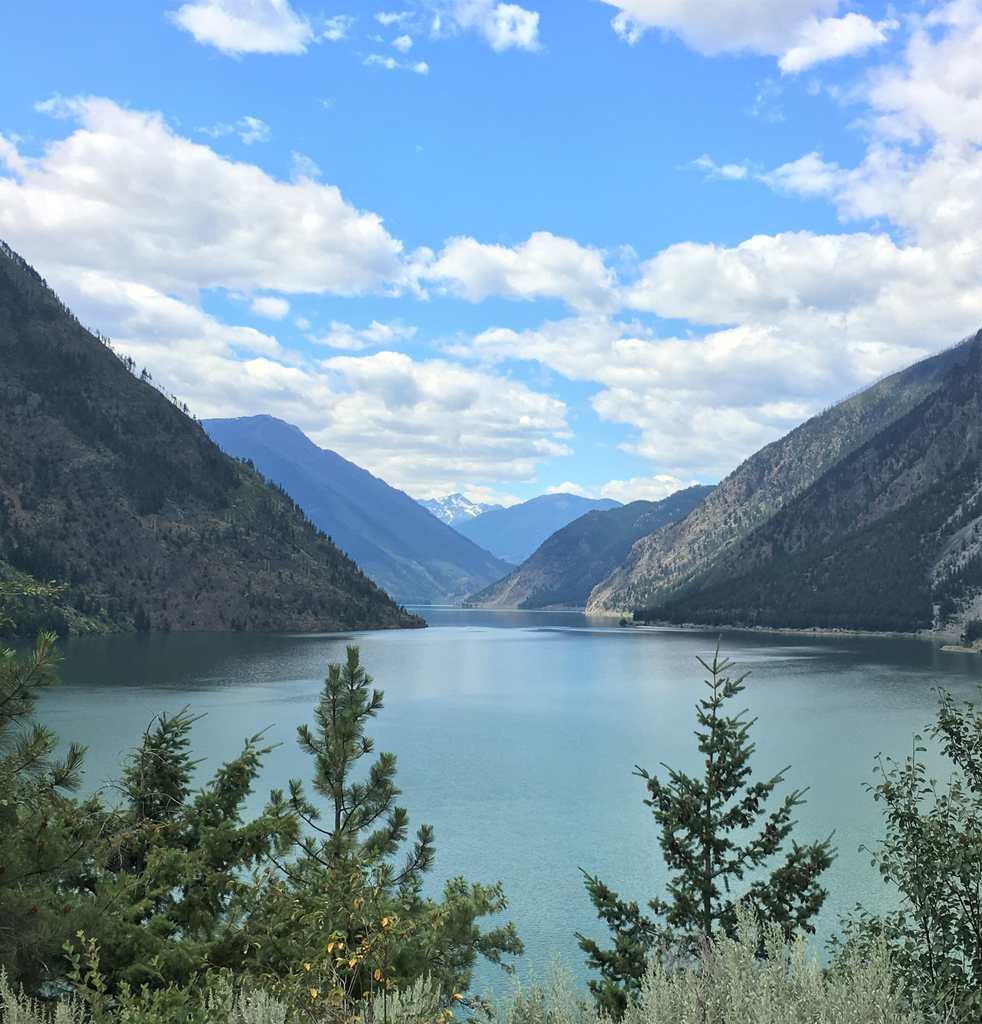 Seton Lake Lillooet BC