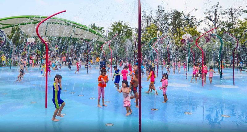 Children's Garden at Gardens by the Bay Singapore