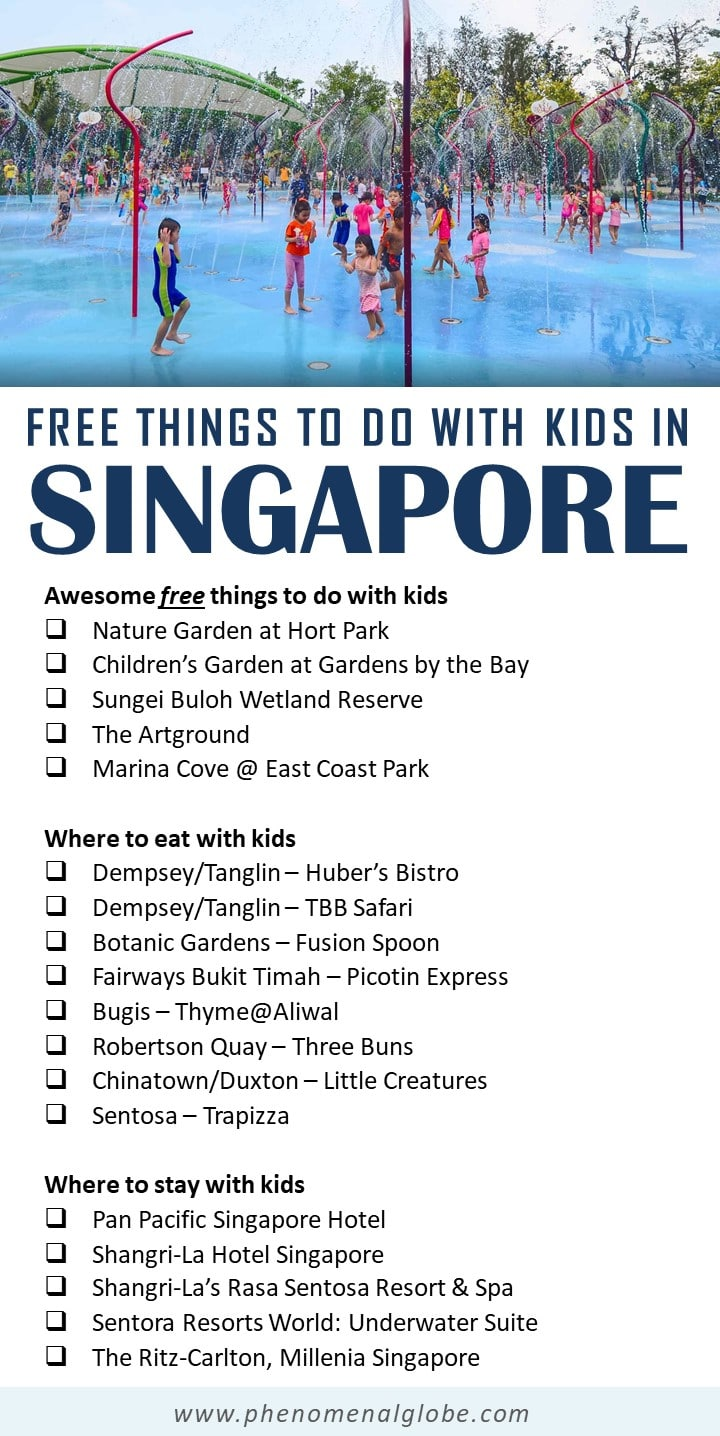 Traveling to Singapore is often touted as an expensive holiday, since Singapore is one of the most expensive cities in the world. But don't worry, Singapore can be a very affordable travel destination! This guide by a lifetime Singapore local will show you the best free things to do in Singapore with kids! #Singapore #FamilyTravel #Asia