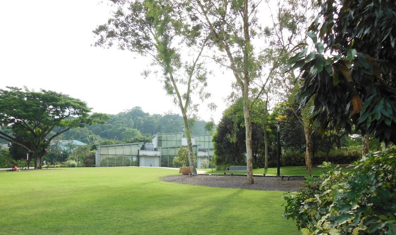 Garden at Hort Park Singapore