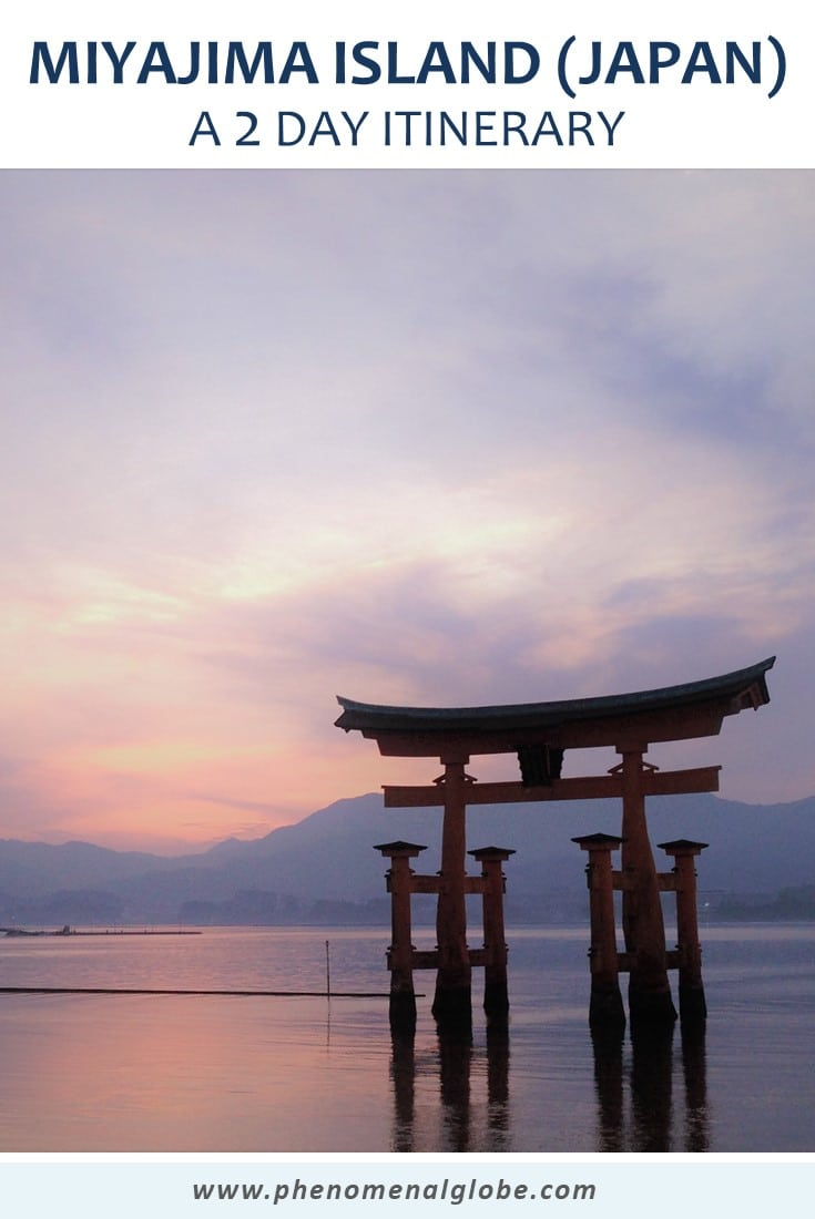 Planning a visit to Miyajima Island, Japan? Check out this 2-day itinerary including the best things to do on Miyajima, how to get there and where to stay. #Miyajima #Japan