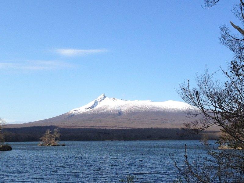 Mount Komagatake Hokkaido Japan