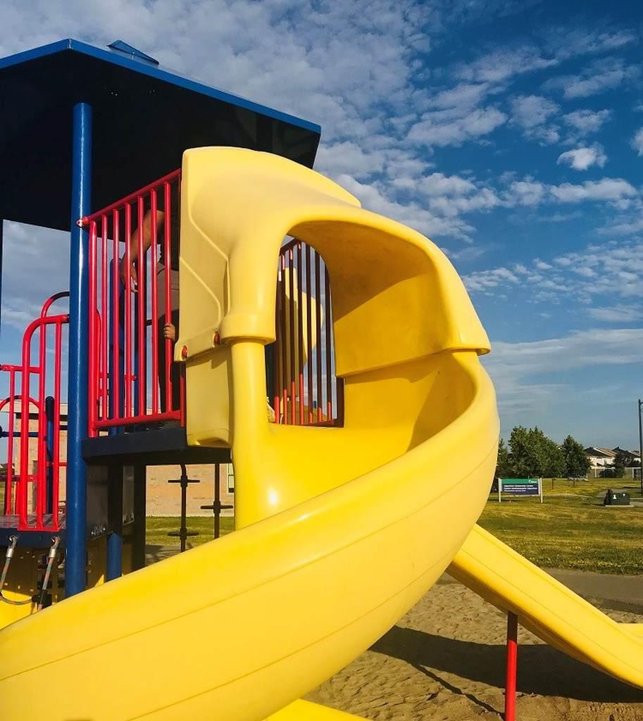 Outdoor playground Ottawa