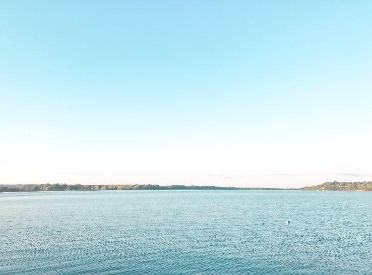 Petrie Island Beach