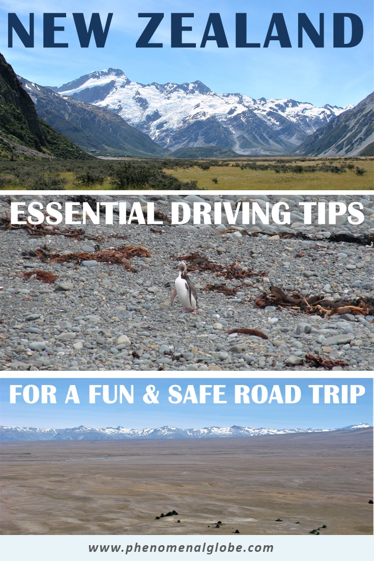 Are you planning to road trip and self drive New Zealand? Read these essential driving tips for New Zealand to stay safe and make the most of your trip! #NewZealand #SelfDrive #RoadTrip