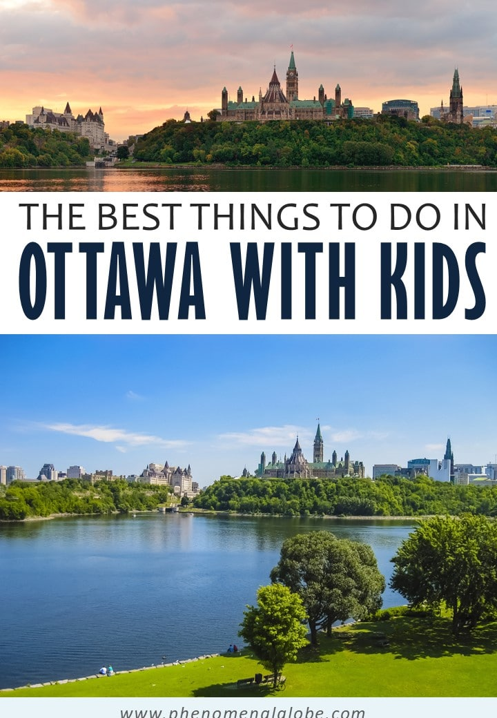 Planning a visit to Ottawa with your family? This travel guide by an Ottawa local will show you the best things to do in Ottawa with kids! Including Ottawa family attractions, family friendly places to stay and how to get around in Ottawa. #Ottawa #Canada #FamilyTravel