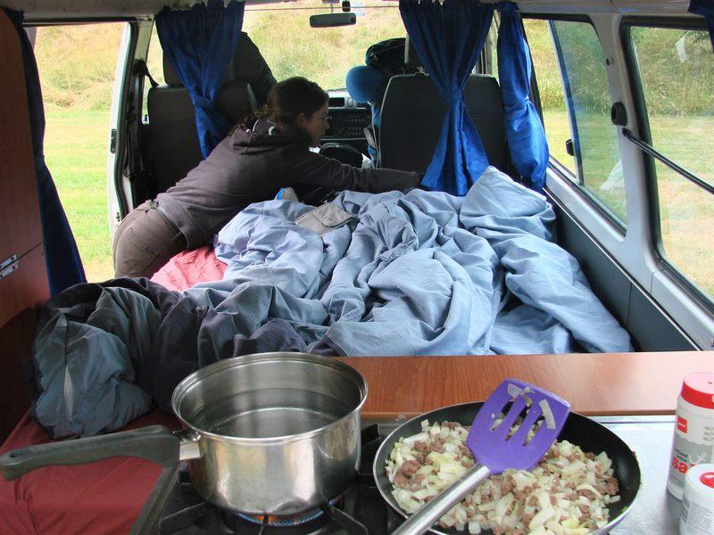 Van life New Zealand