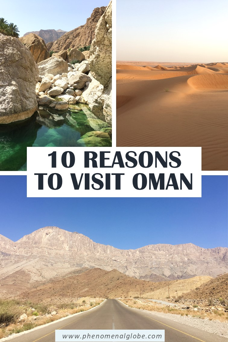 Wondering why you should plan a trip to Oman? Oman has amazing off-road driving, beautiful beaches, stunning mountains & much more to offer! Best of all, there are almost no tourists so you will have all its beauty to yourself...#Oman #MiddleEast #offthebeatenpath