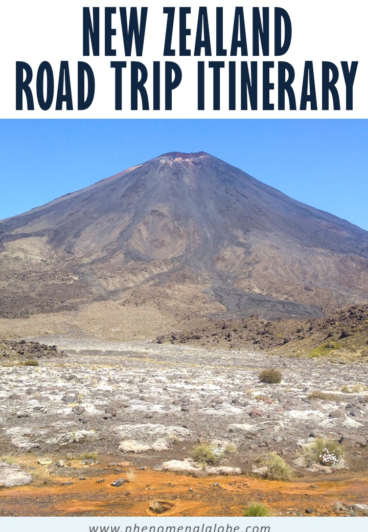 Looking for the ultimate New Zealand road trip itinerary? Check out this 6-week itinerary and travel map with campsites and all the highlights on the North and South Island of New Zealand! #NewZealand #roadtrip #itinerary