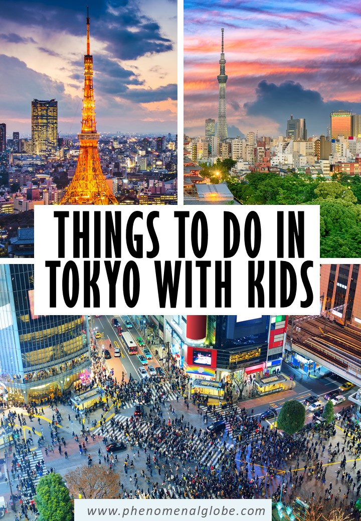 Looking for the best things to do in Tokyo with kids on a Tokyo family trip? Check out 30 Tokyo kids attractions to put on your Tokyo family itinerary! #Tokyo #Japan #Familytravel
