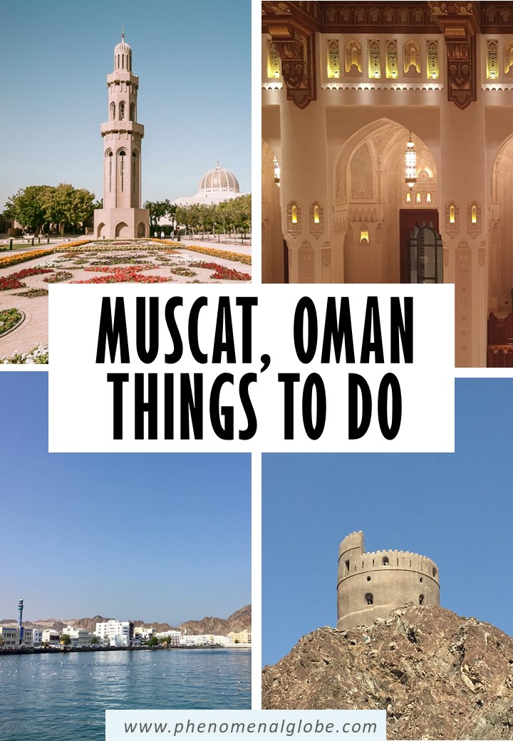 Looking for the best things to do in Muscat? Check this Muscat itinerary with Muscat attractions, tips for visiting Muscat , where to stay and how to get around in Muscat. #Muscat #Oman #MiddleEast