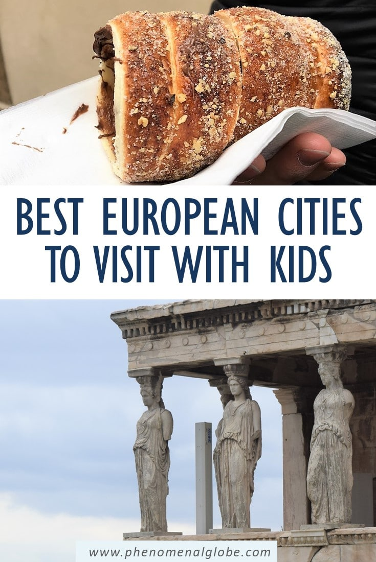 Looking for the best European cities to visit with kids? Read about 32 family-friendly European cities to help you plan an unforgettable Europe family trip! #Europe #FamilyTravel #CityTrip