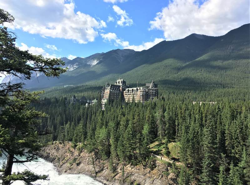 Fairmont Banff - the Castle in the Rockies