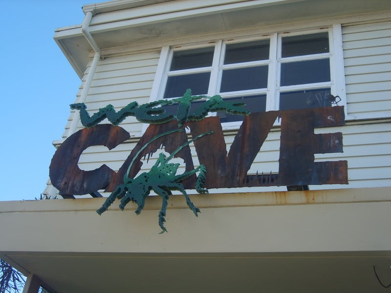 Weta Cave in Wellington