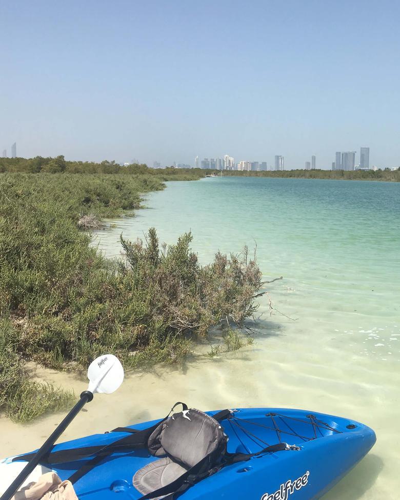 Abu Dhabi Kayaking Mangroves
